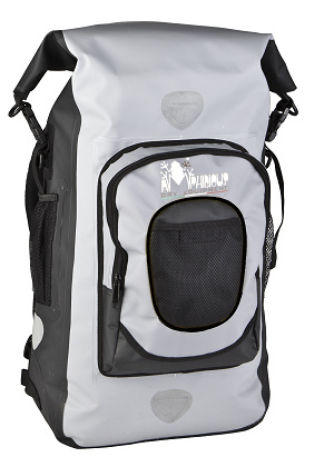 Amphibious Waterproof Backpack Overland Pro 45 Black