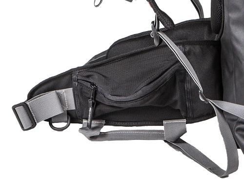 Amphibious Overland Pro 45 Waterproof Backpack Blue