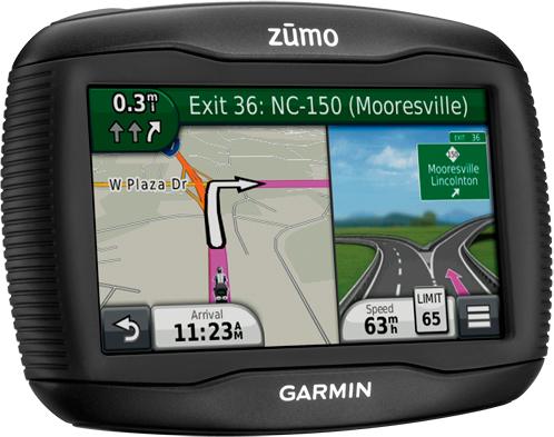 Garmin Zumo 350LM Europe Maps satnav