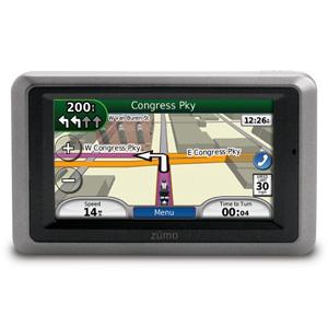 Garmin ZUMO 660 navigator