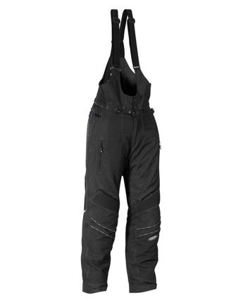 HALVARSSONS Plexi Textile Trousers - Col. Black