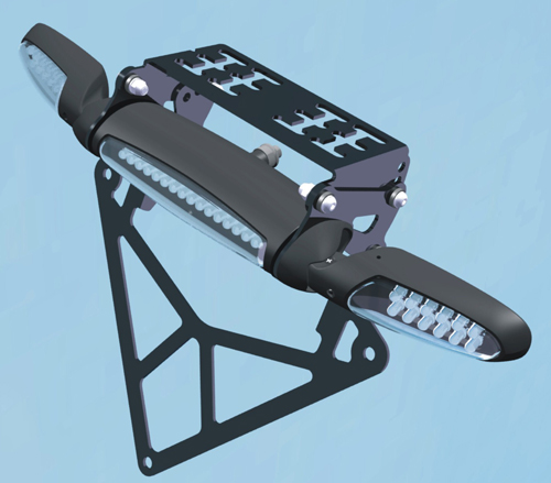 MAD DOCTOR Universal & Adjustable Aeroled MDC600 Set