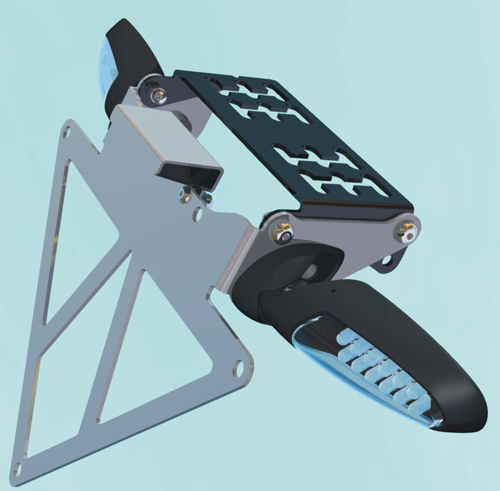 MAD DOCTOR Universal & Adjustable Aeroled MDC700 Set