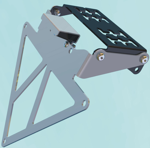 MAD DOCTOR Universal & Adjustable Aeroled MDC800 Set