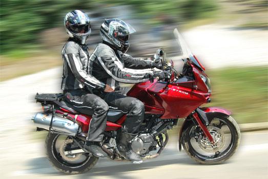 Giubbotto moto Mercury Tex Man Befast nero