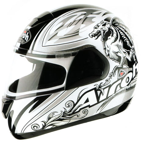 AIROH Speed Fire Grifo Full Face Helmet