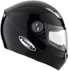 Casco moto Mds by Agv Sprinter Mono nero lucido