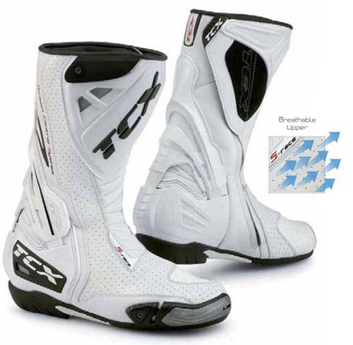 Stivali moto racing Tcx S-Race Air