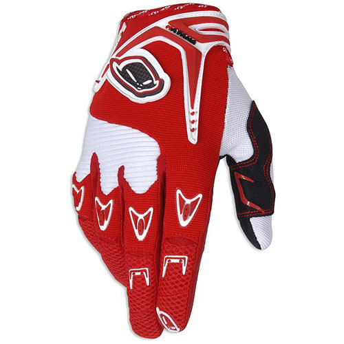 UFO MX-21 Gloves - Col. Red 2011